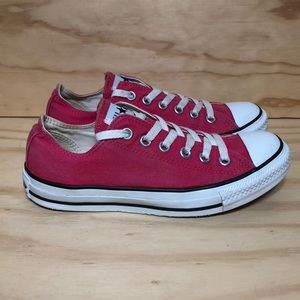 Converse All Star Low in Pink Dize 7